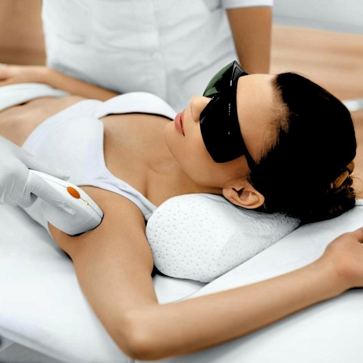 IPL/SHR Hair Removal